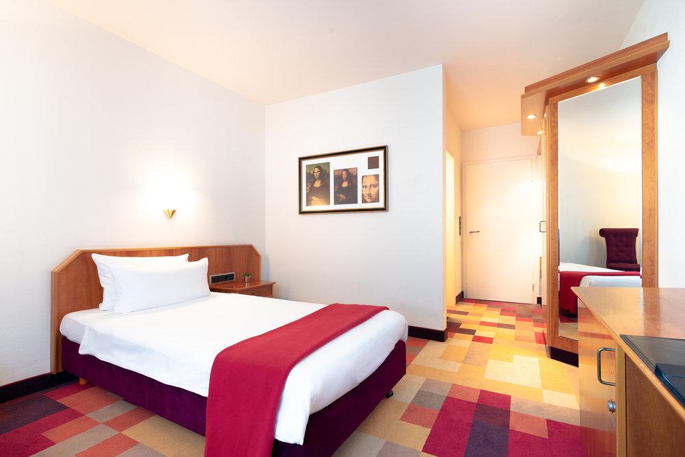 Twin Zimmer Hotel Hotelzimmer