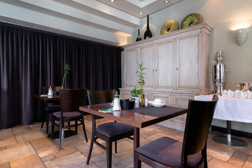 Frühstücksbereich Breakfast Area Hotel