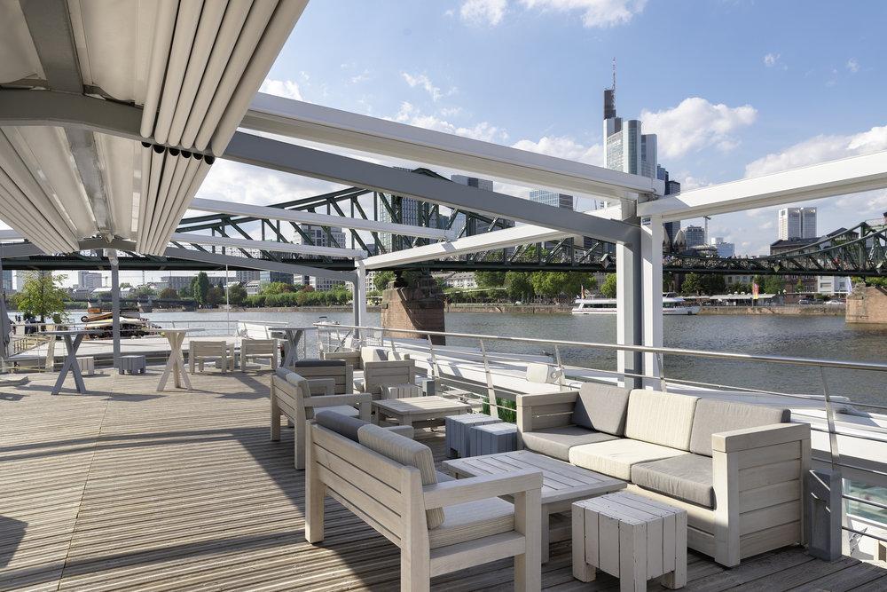 Restaurantschiff Frankfurt