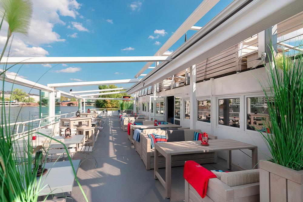 Restaurantschiff Freigut Frankfurt