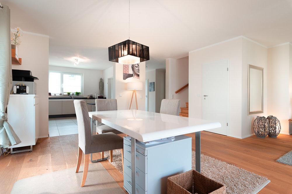 Wohnküche | Wohnzimmer