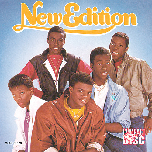 New Edition New Edition Certified RIAA Gold