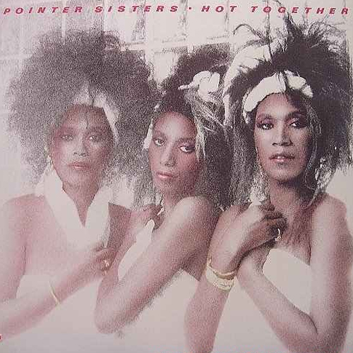 "The Pointer Sisters Hot Together ""Hot Together"" hit song used for years NBA promo"