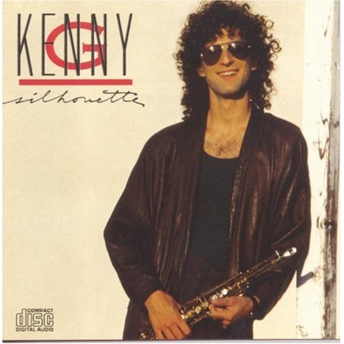 "Kenny G. Silhouette Including hit duet with Smokey Robinson ""We've Saved The Best For Last"". NARAS Grammy Award Nominee Certified RIAA multi platinum"