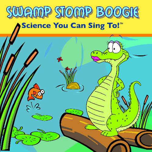 "Swamp Stomp Boogie ""Science You Can Sing to"" Children's Music featured in USA Today"
