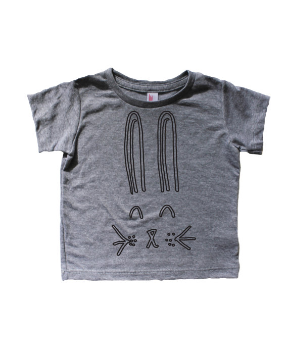 Kawaii Bunny Shirt from Mochi Kids