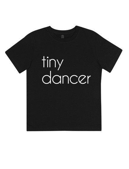 Kid's Tiny Dancer Tee, sizes 2-8 years