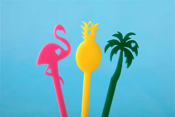 Drink Stirrers from Jenn & Jules Designs