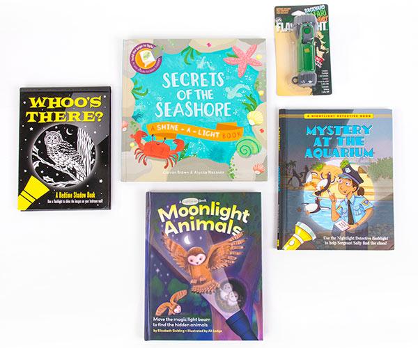 Flashlight-Books
