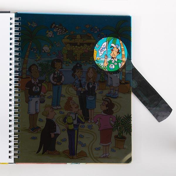 flashlight-book