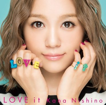 """Best Friends Forever"" on Kana Nishino ""Love It"" album (Becky Jerams/Chris Wortley/Rod Radwagon)"