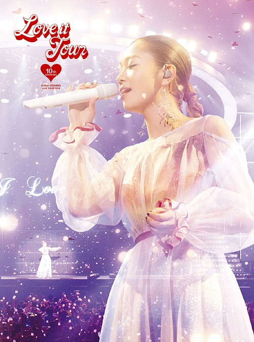 Kana Nishino Love It DVD.jpg
