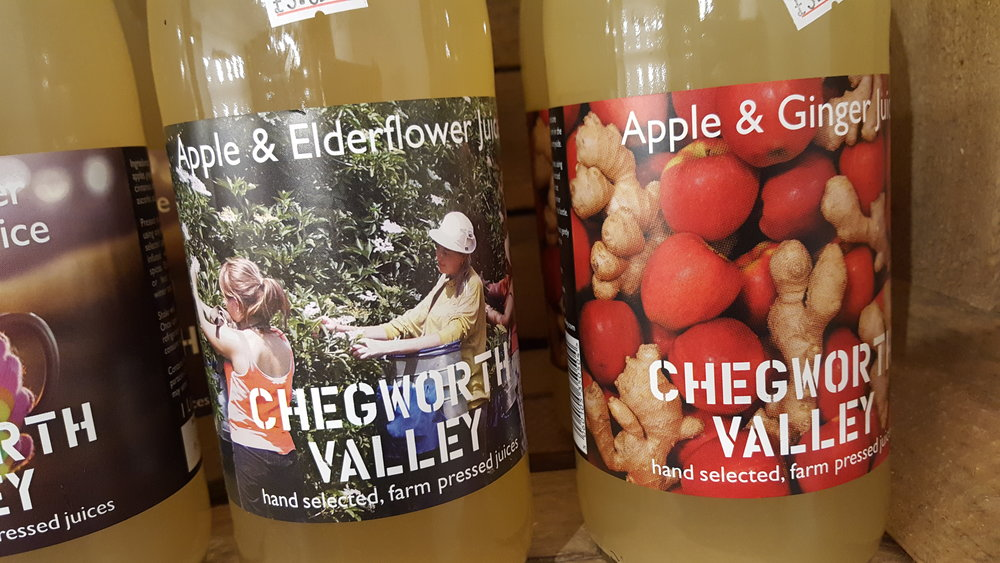 Chegworth Valley Juices