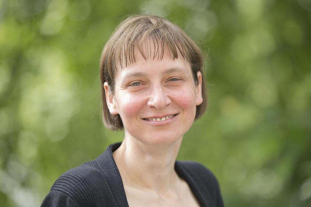 Image: Professor Eva Pils