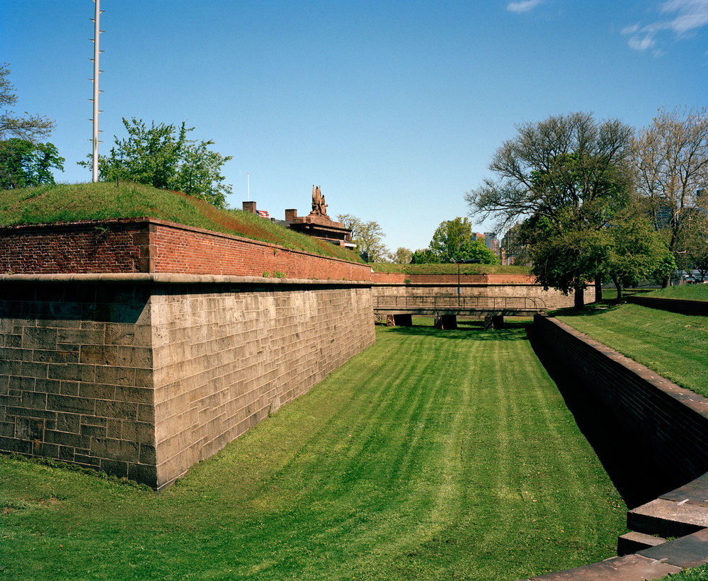 Dry Moat