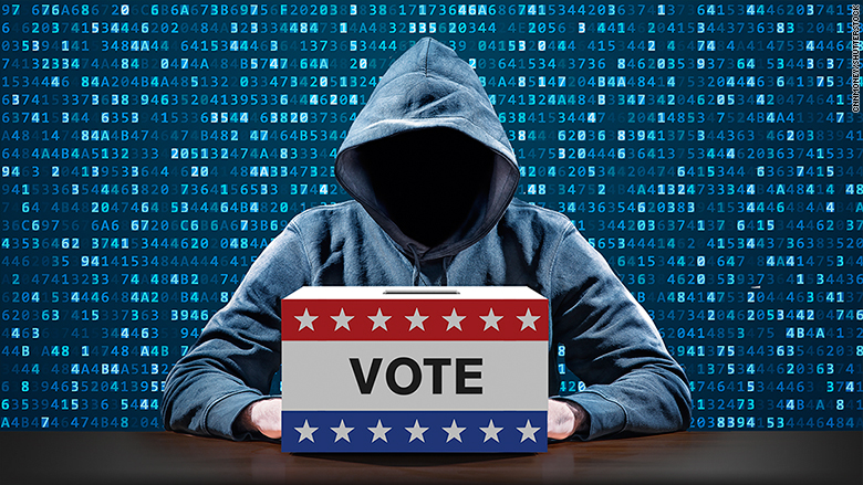 THE DANGERS OF ONLINE VOTING - .