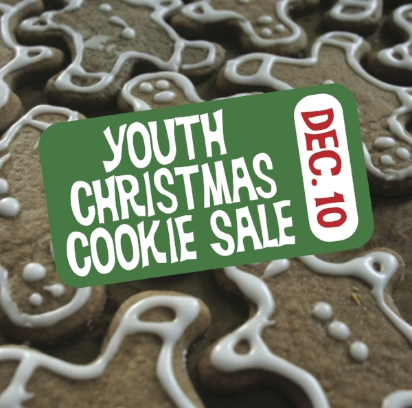Youth Christmas Cookie Sale Trinity Mullica Hill