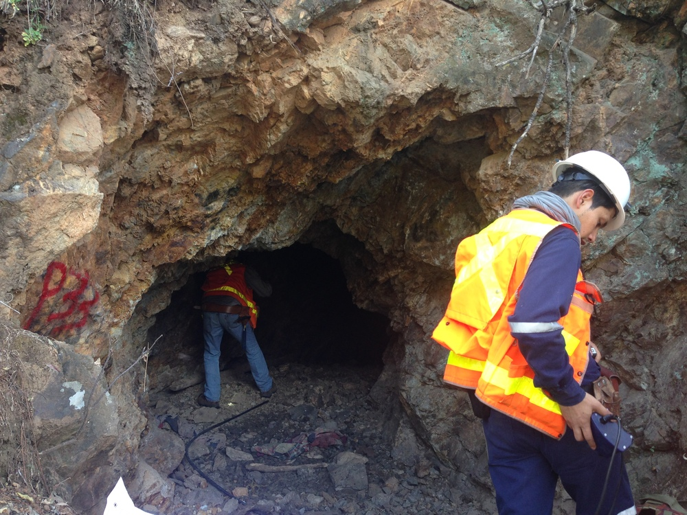 Geological Field Exploration of Coral Silver with collaboration of Primero Mining.