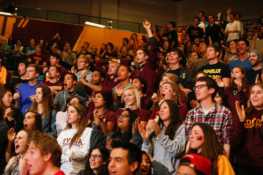 Image courtesy Loyola Athletics
