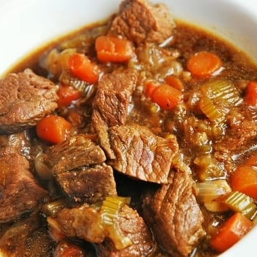 Beef and Porter Stew