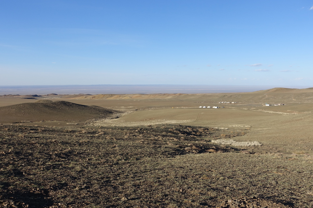 Accommodation in gers (yurts) allows tourists to discover the Mongolian wilderness in an environmentally sound way, all the while preserving the Mongolian tradition.