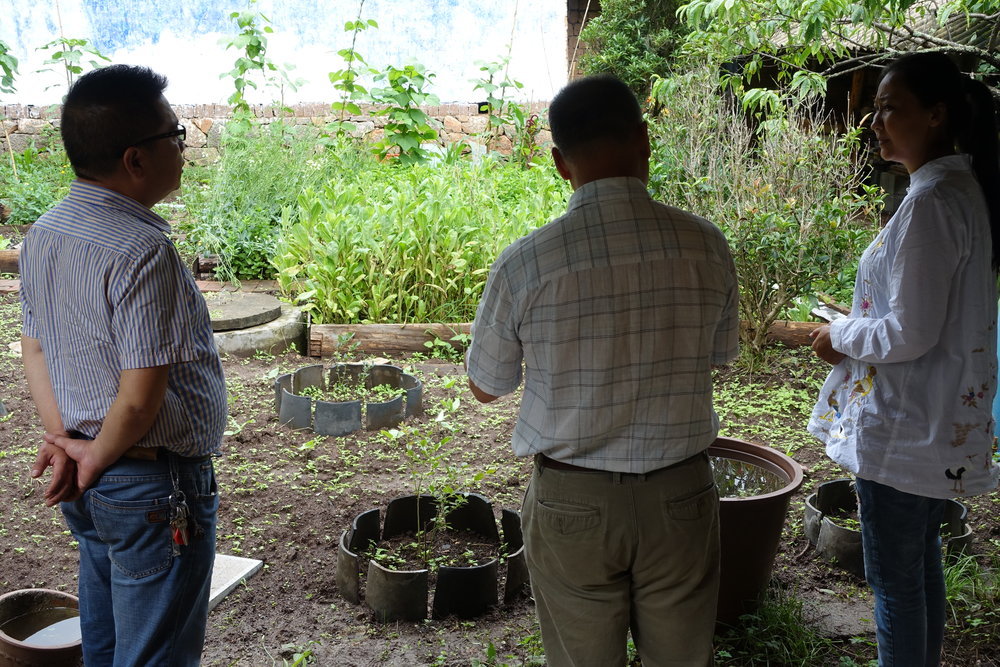 Much of the appeal of GEC for visitors lies in its hands-on demonstrations of sustainable energy production and agricultural practices, such as pesticide-free gardening and biogas production.