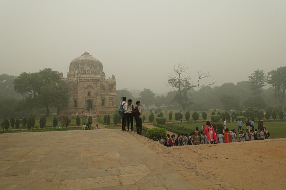 "New Delhi on November 5th; the Air Quality Index on that morning was over 750, with anything above 250-300 considered ""very unhealthy"" to ""hazardous"". For the 20 million people living in the metropolis, especially the most impoverished ones living on the streets, life must go on just the same."