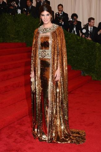 Bianca Brandolini D Adda in Dolce  Gabbana