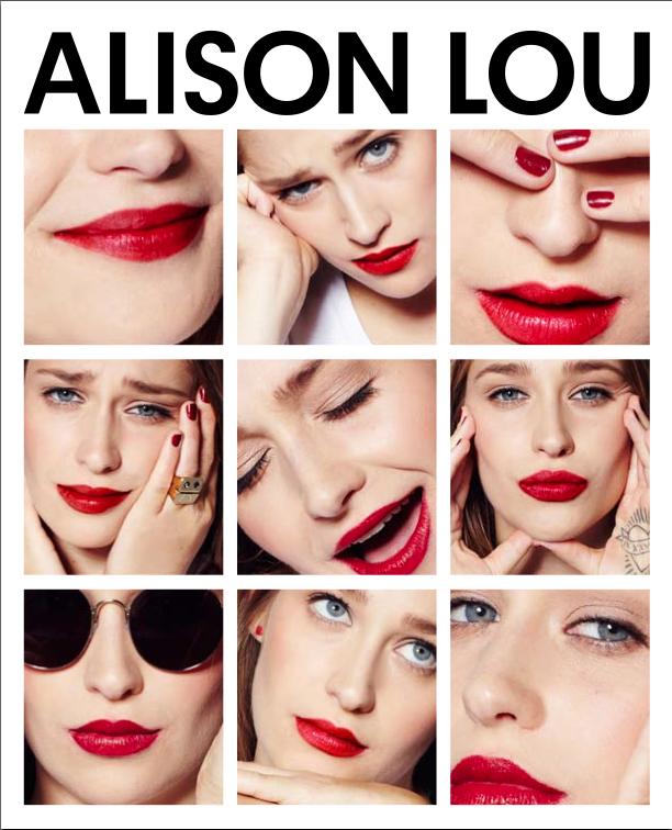ALISON LOU LOOKBOOK 1