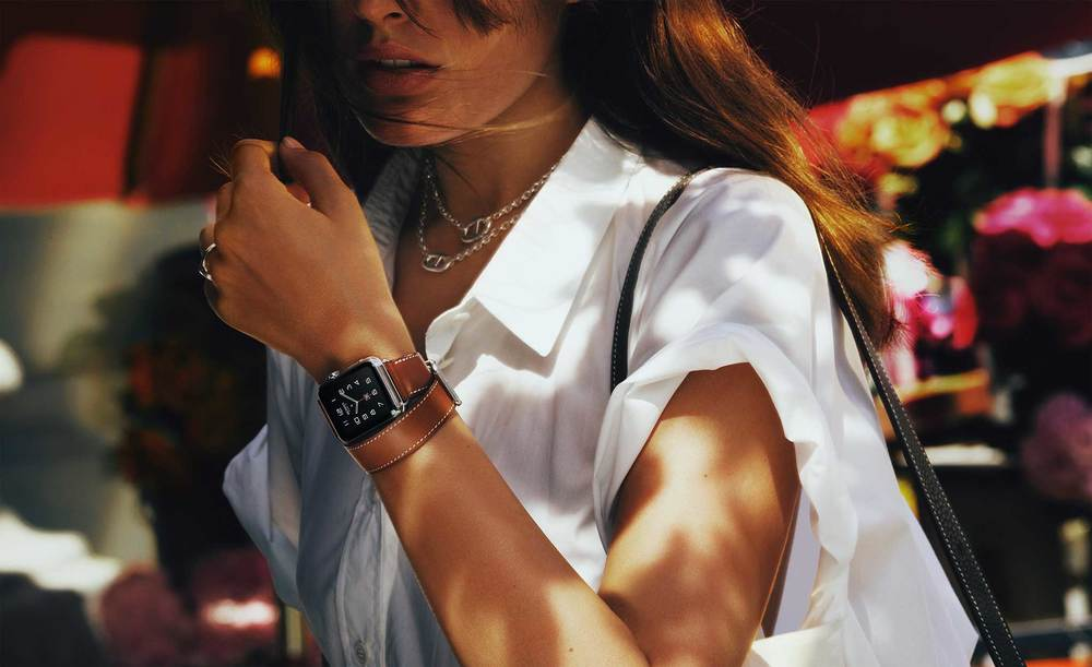 HERMESxAPPLE WATCH