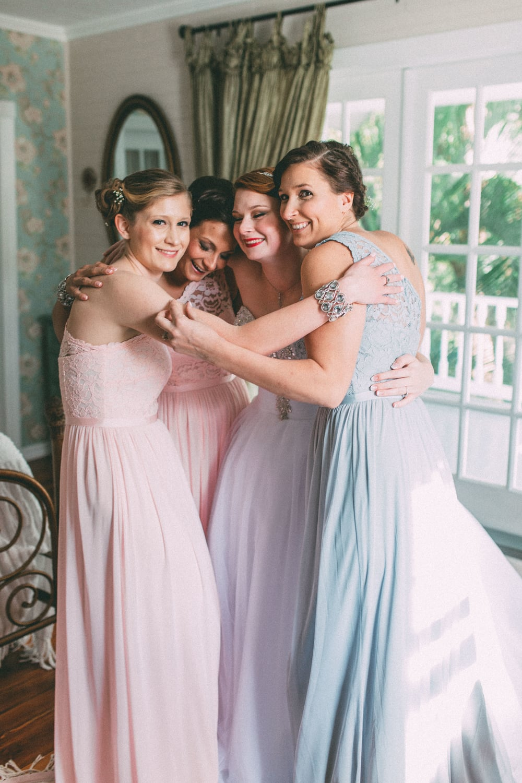 Up The Creek Farms, Palm Bay, Brevard County FL Wedding, bridal suite, bridesmaid photo