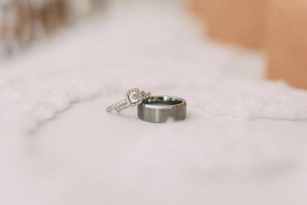 Up The Creek Farms, Palm Bay, Brevard County FL Wedding, bridal suite, wedding ring detail photo