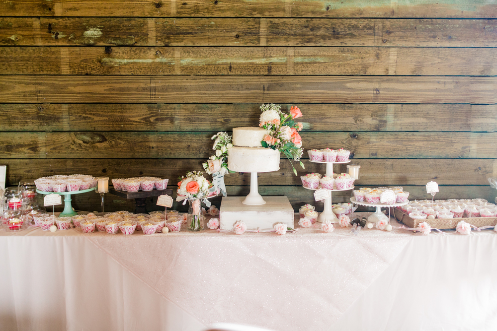 Sterling stables, brevard county FL wedding cake photo
