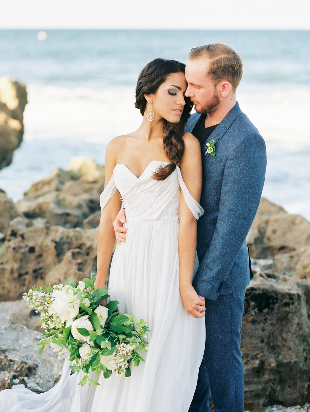 coral cove, jupiter beach FL, palm beach wedding, photos