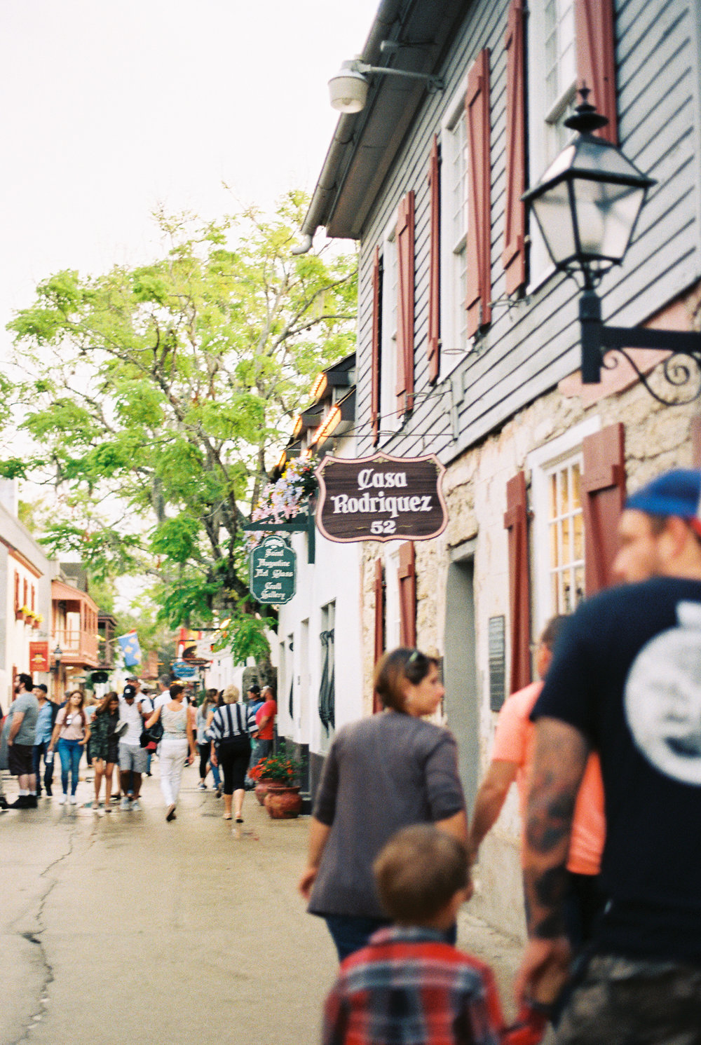 st augustine fl historic old town village