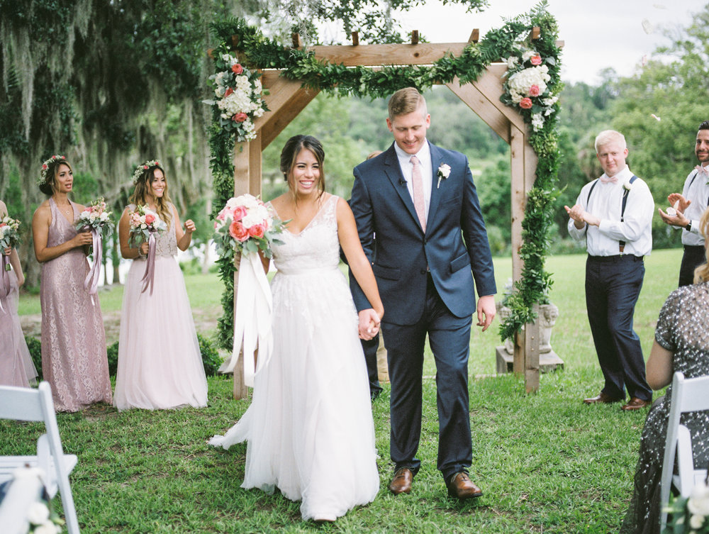 sydonie mansion mount dora orlando fl wedding photos