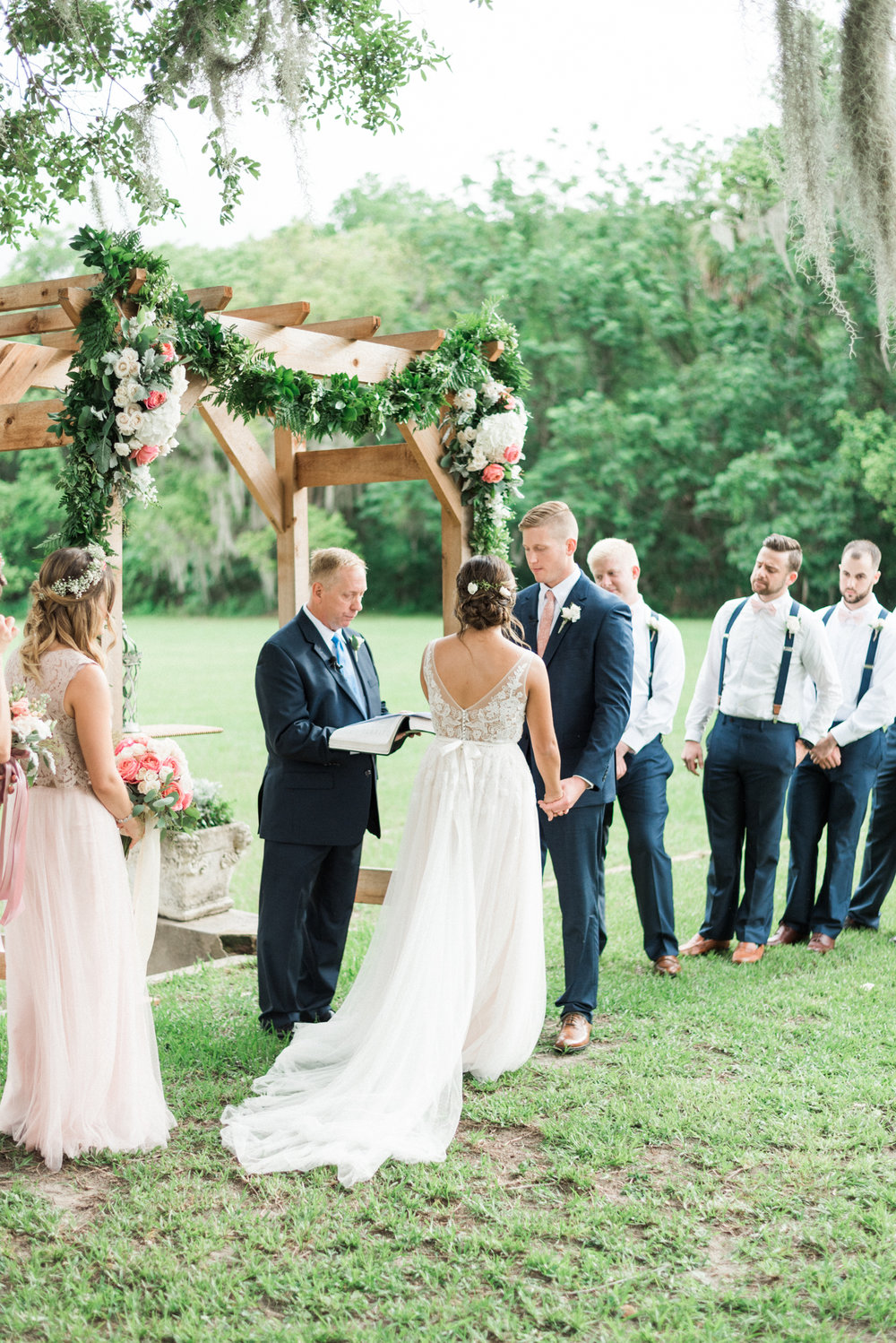 sydonie mansion mount dora orlando fl wedding photos ceremony