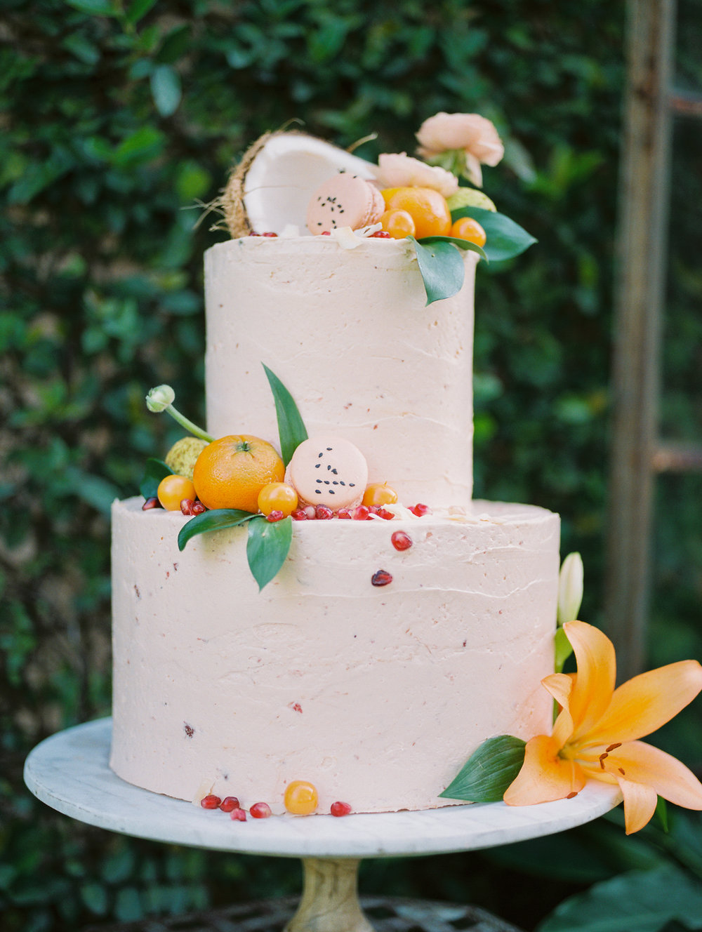 the acre orlando wedding photography bride jessica bellinger photography cake