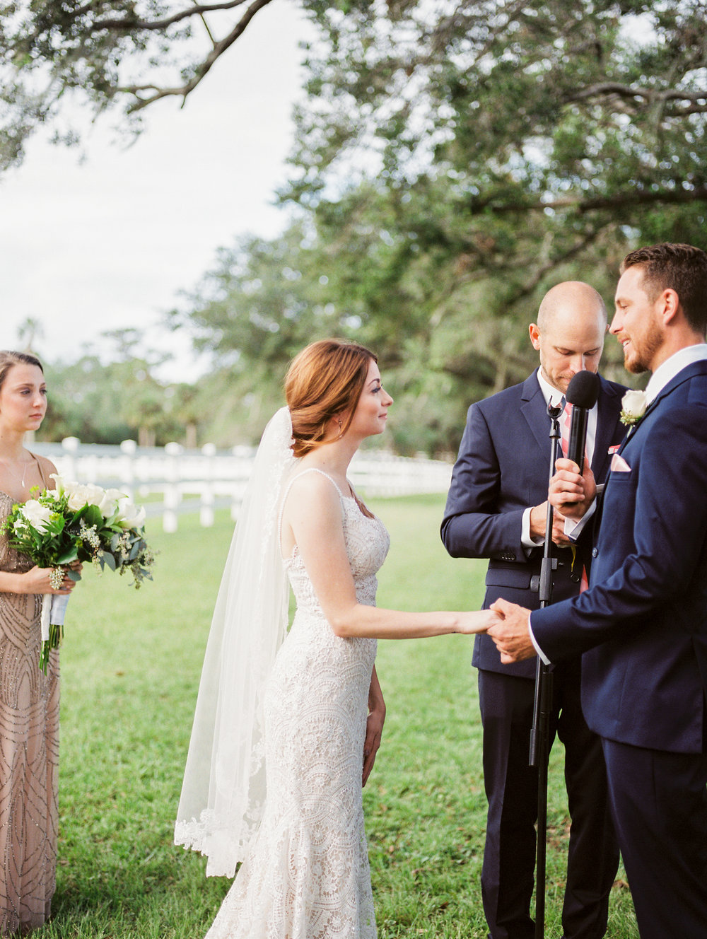 orlando florida wedding photos ceremony jessica bellinger photography
