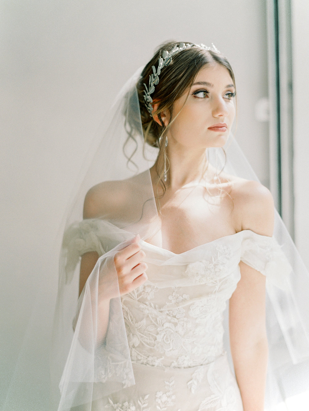 manhattan new york bridal wedding film fine art photos