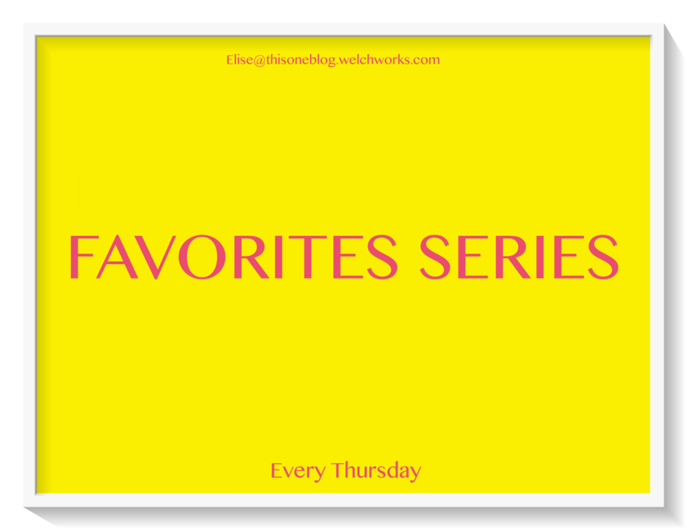 favorites series