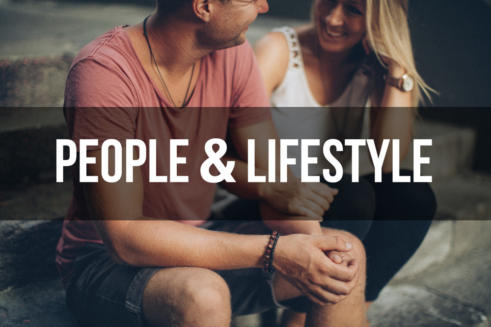 PEOPLE & LIFESTYLE