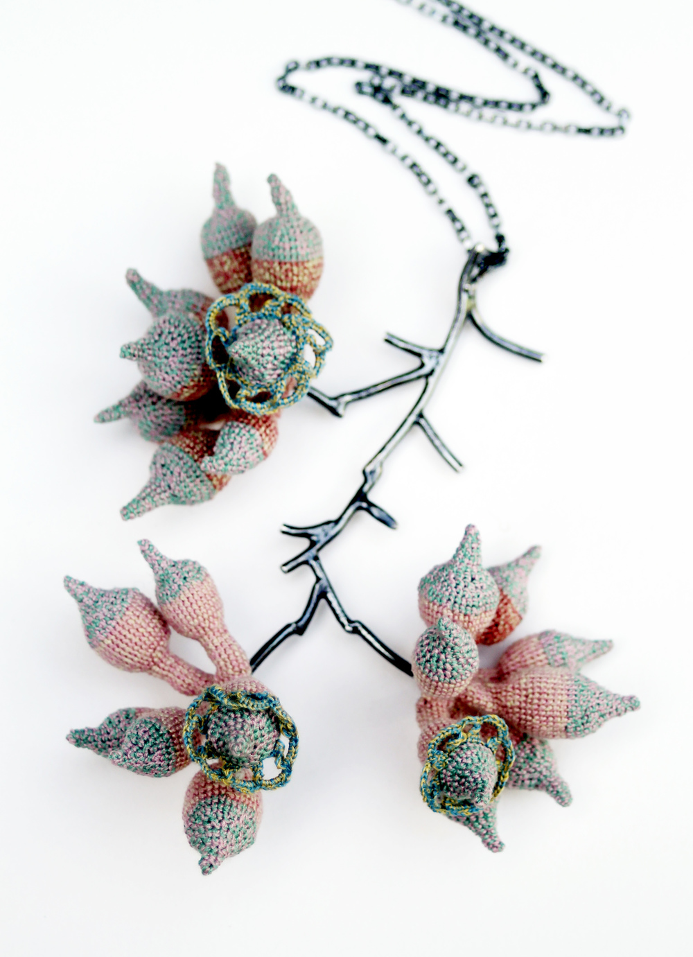 Plant Hunter Neckpiece
