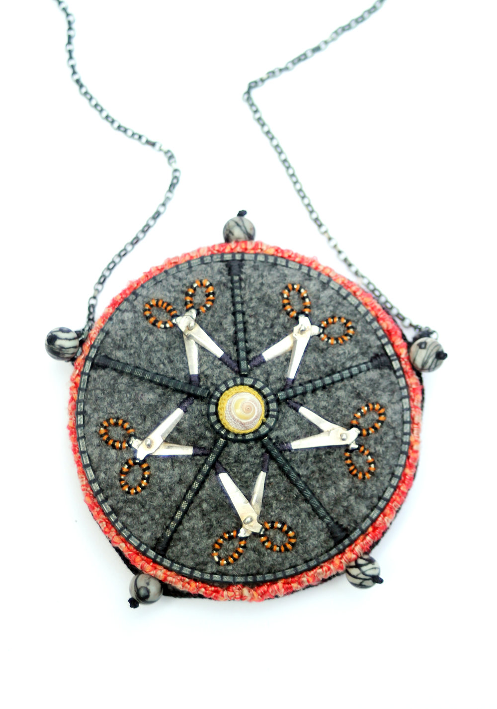 """""""Wheel of life"""", for Patricia Highsmith"""