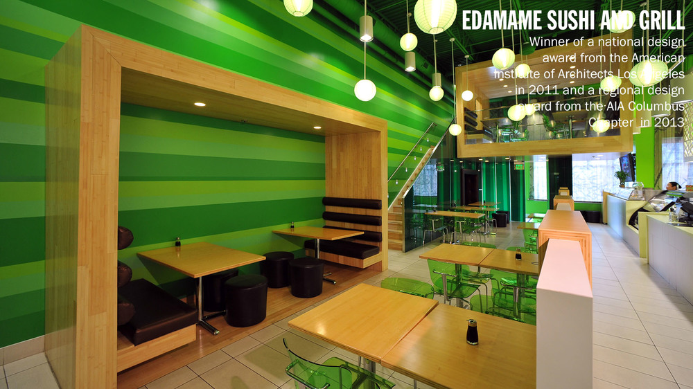 Edamame Sushi and Grill