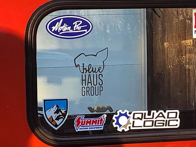 Super stoked that our friend rocked our @bluehausgroup sticker on his custom restored Bombi. . . . . Awesome of grid machine. Cool story watching the rebuild process...see the link below!! . . . https://www.facebook.com/256650188159613/posts/529202197571076/ . . . #offgrid #cabin #bluehausgroup #ravenwood #vermont #igers #friday #weekend #snow #bombardier