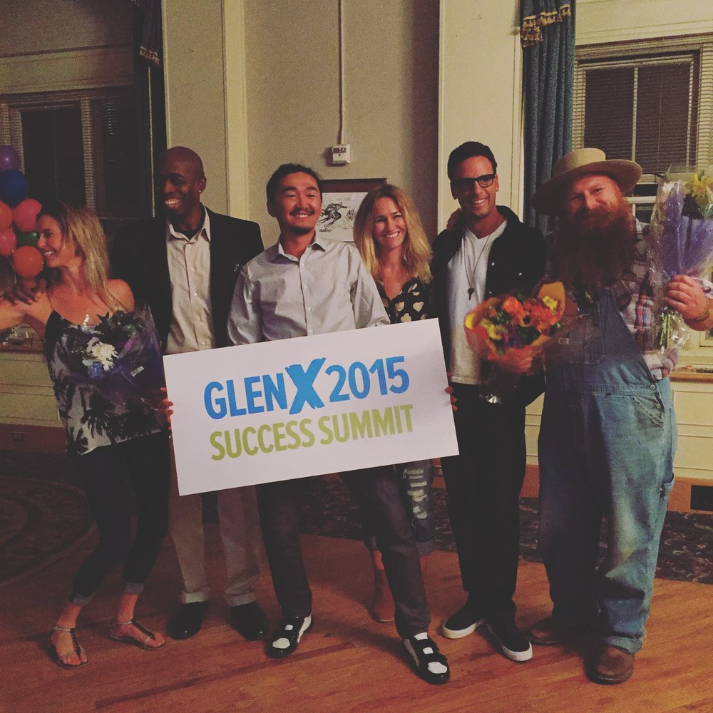 VIP After Party from the 1st Annual 2015 GlenX Success Summit