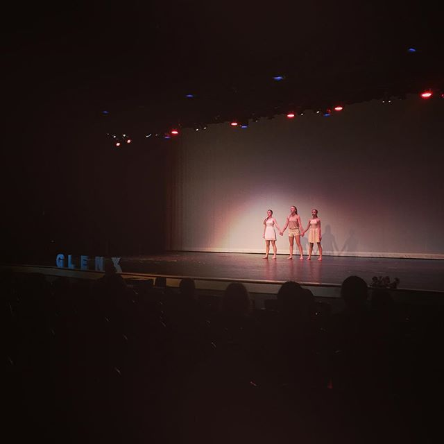 Amazing performance by @glenwoodartcenter_dancers! Thank you! #glenx2016 #glenx