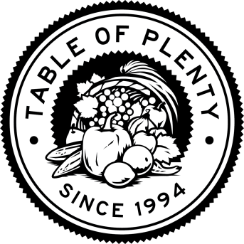 table of plenty logo