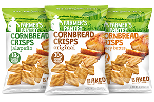 Cornbread Crisps - BUY NOW